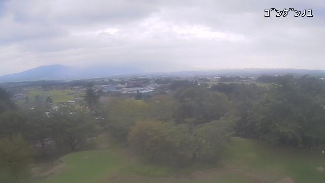 山 カメラ 月 ライブ